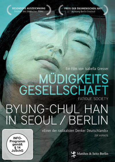 Müdigkeitsgesellschaft - Byung-Chul Han in Seoul/Berlin, DVD
