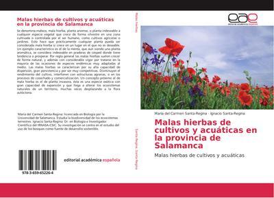 Malas hierbas de cultivos y acuáticas en la provincia de Salamanca