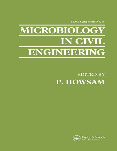 Microbiology in Civil Engineering