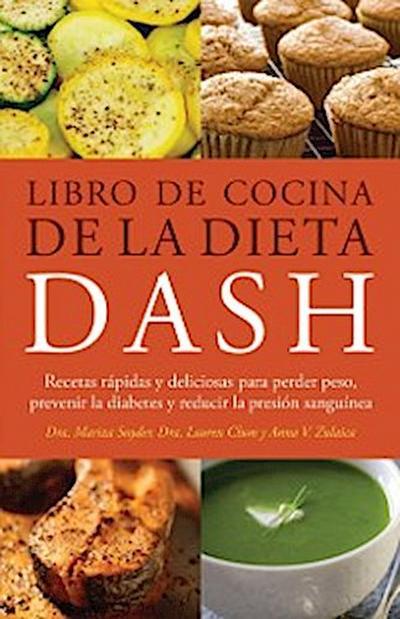 Libro de Cocina de la Dieta DASH