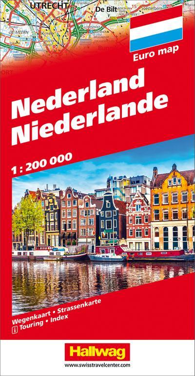 HALL SK Niederlande 200T mit Distoguide