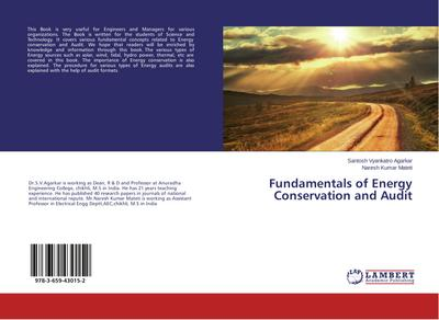 Fundamentals of Energy Conservation and Audit