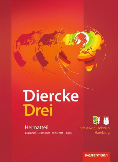 Diercke Drei - aktuelle Ausgabe