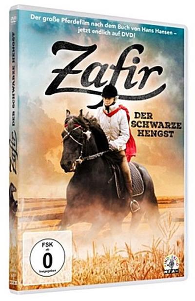 Zafir - Der schwarze Hengst, 1 DVD