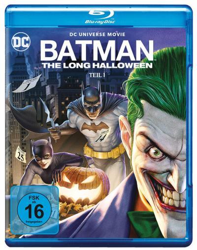 Batman: The Long Halloween Teil 1