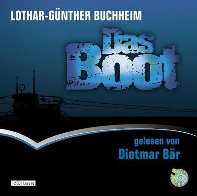 Das Boot, 12 Audio-CDs