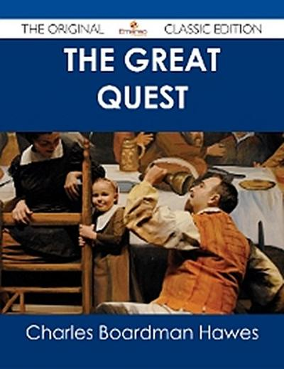 The Great Quest - The Original Classic Edition