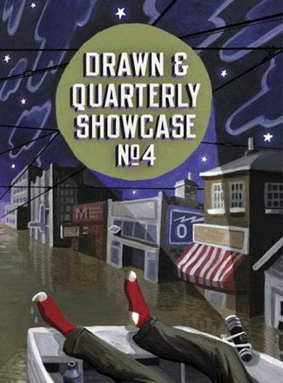 Drawn & Quarterly Showcase. Book.4