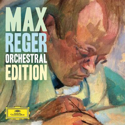Max Reger - Orchestral Edition. CD