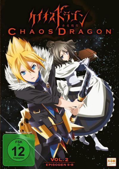 Chaos Dragon - Vol. 2: Episoden 05 - 08