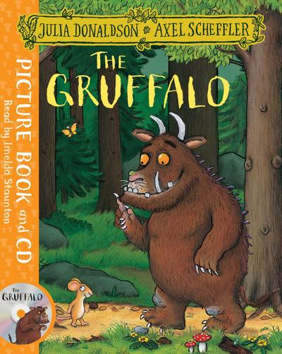 The Gruffalo. Book and CD Pack