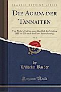 Die Agada der Tannaiten, Vol. 2