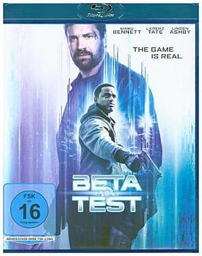 Beta Test, 1 Blu-ray