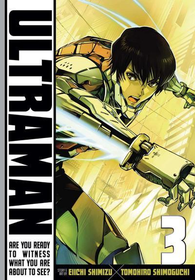 Ultraman, Vol. 3