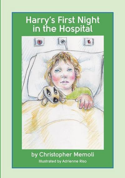 Harry's First Night in the Hospital