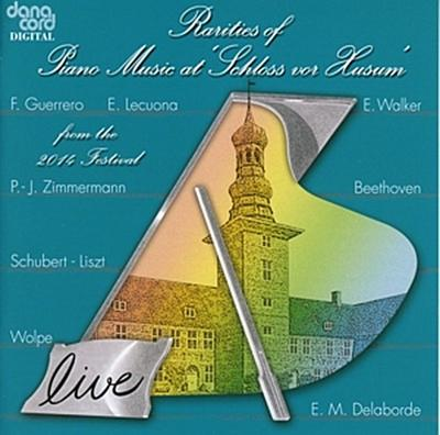 Raritäten Der Klaviermusik 2014