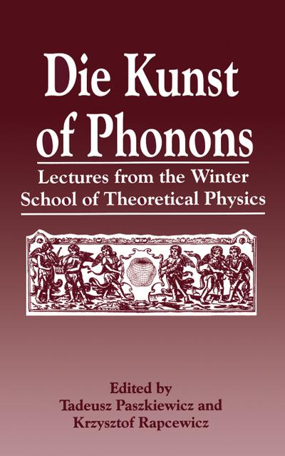 Die Kunst of Phonons