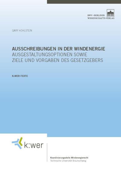 Ausschreibungen in der Windenergie