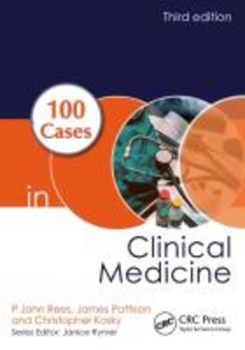 100 Cases in Clinical Medicine - P. John Rees -  9781444174298