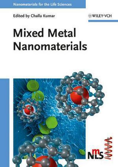 Nanomaterials for the Life Sciences.03