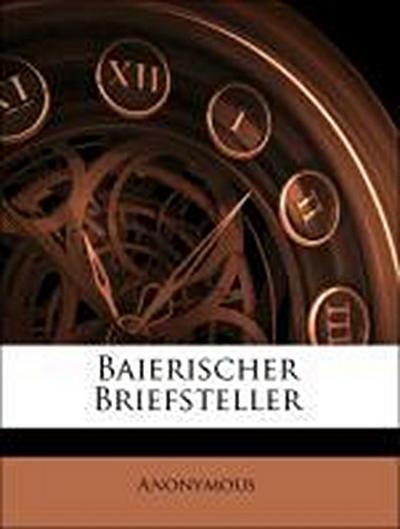 Baierischer Briefsteller