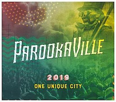 Parookaville 2019, 4 Audio-CDs