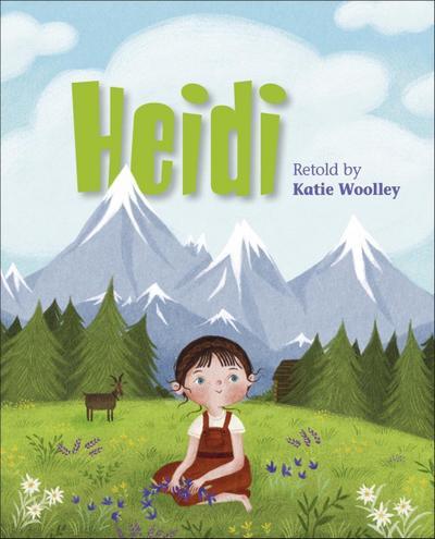 Reading Planet KS2 - Heidi - Level 1: Stars/Lime band
