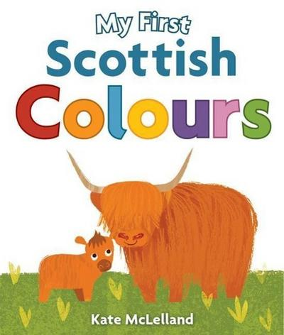 My First Scottish Colours