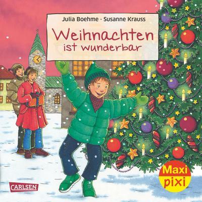 Maxi-Pixi Nr. 192: VE 5 Weihnachten ist wunderbar