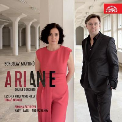 Ariane H 370 / Doppelkonzert für zwei Streichorchester, Klavier und Pauken H 271