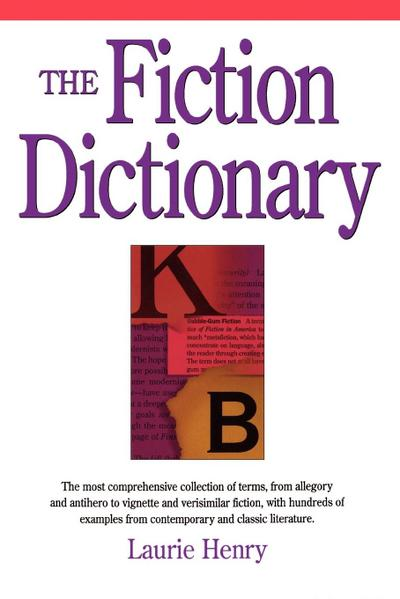 The Fiction Dictionary