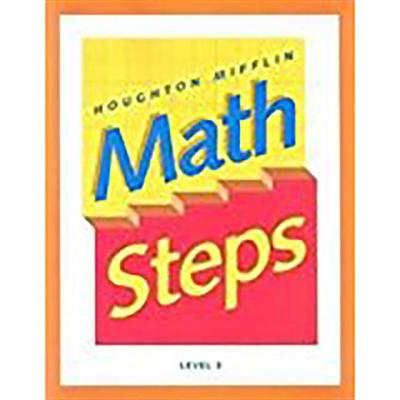 Houghton Mifflin Math Steps: Student Edition Level 3 2000
