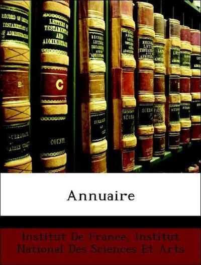 Institut De France: Annuaire