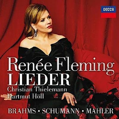 Renee Fleming - Lieder, 1 Audio-CD