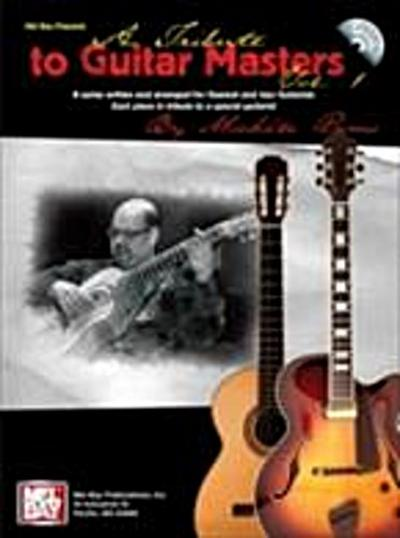 Tribute to Guitar Masters, Volume 1