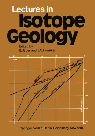 Lectures in Isotope Geology