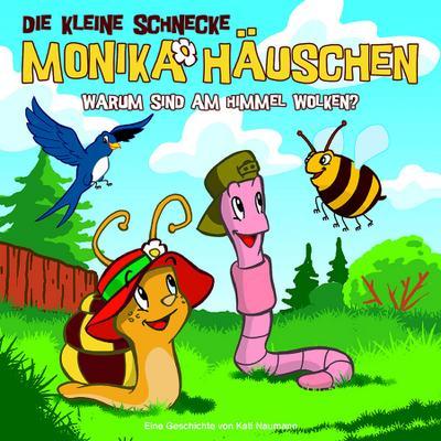 Die kleine Schnecke Monika Häuschen 04. Warum sind am Himmel Wolken?
