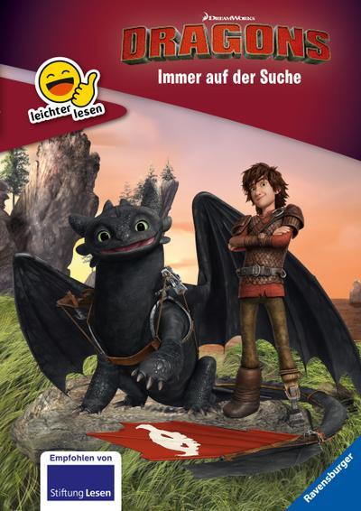 Dreamworks Dragons: Immer auf der Suche