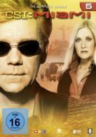 CSI: Miami - Season 5