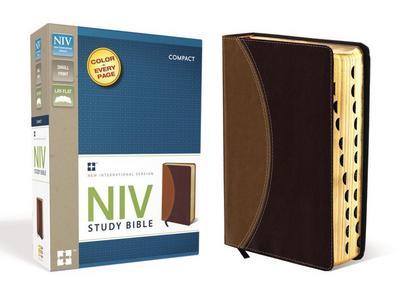 Study Bible-NIV-Compact