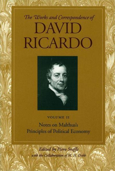 Notes on Malthus's Principles of Political Economy