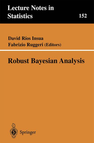 Robust Bayesian Analysis