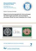 Magnetresonanztomographische Untersuchungen der Gehirnregion gesunder und neurologisch erkrankter Pferde mit einer Feldstärke von 3 Tesla
