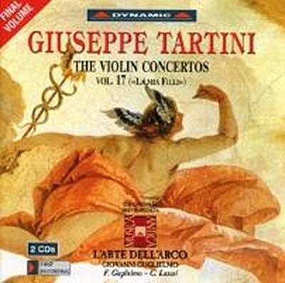 Die Violinkonzerte,Vol.17
