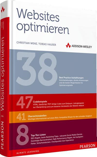 Website-Optimierung - Das Handbuch: SEO, Usability, Performance, Social Media Marketing, Google AdWords & Analytics...