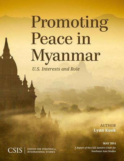 Promoting Peace in Myanmar