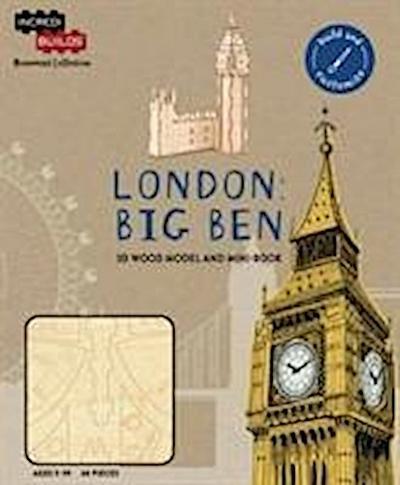 IncrediBuilds Monument Collection: London