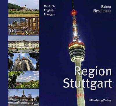 Region Stuttgart: Deutsch, English, Français