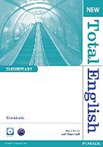 New Total English Elementary Workbook z plyta CD [Taschenbuch] by Foley, Mark...