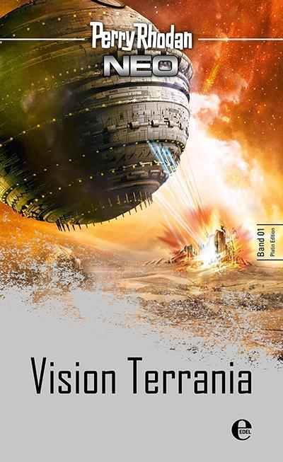 Vision Terrania: Perry Rhodan Platin Edition Band 1